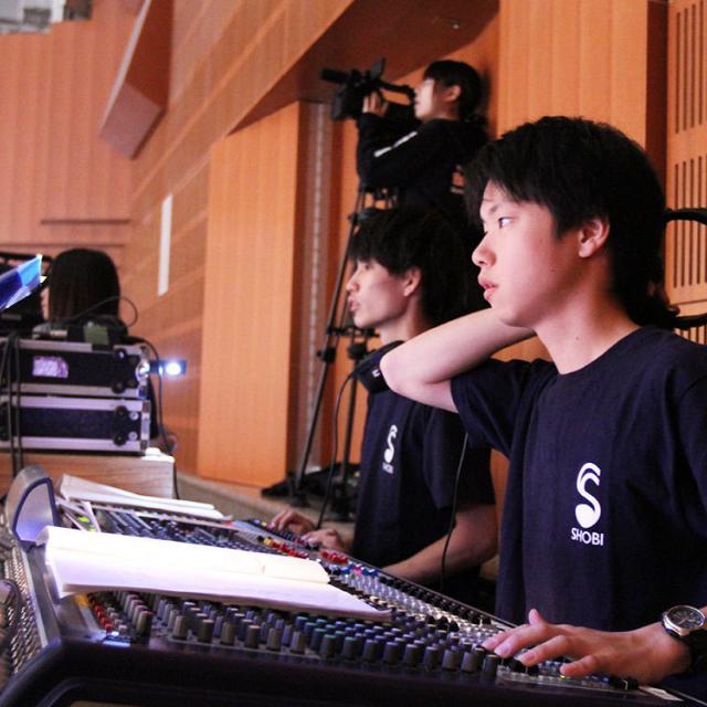 尚美ミュージックカレッジ専門学校 ライブ・コンサートの音響/映像/照明スタッフトレーニング!1