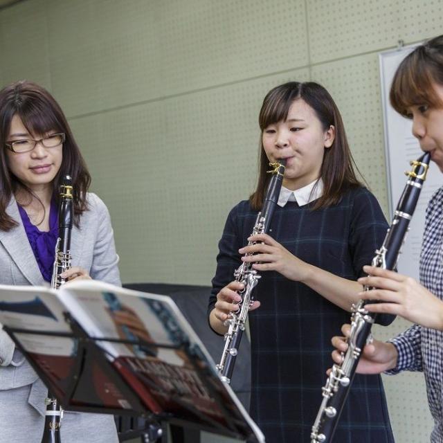 音楽科実技体験レッスン(高校生・受験生対象)