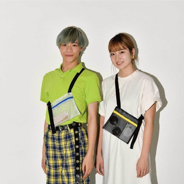 織田ファッション専門学校 サコッシュ製作1