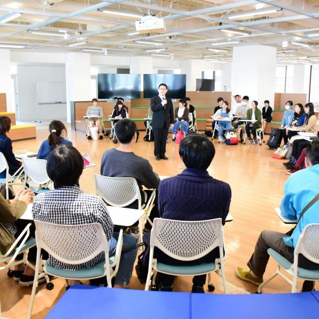 広島経済大学 平成30(2018)年度 広経大のオープンキャンパス2