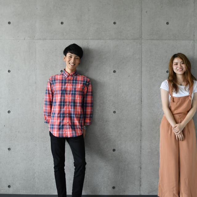 横浜ファッションデザイン専門学校 学校説明会1
