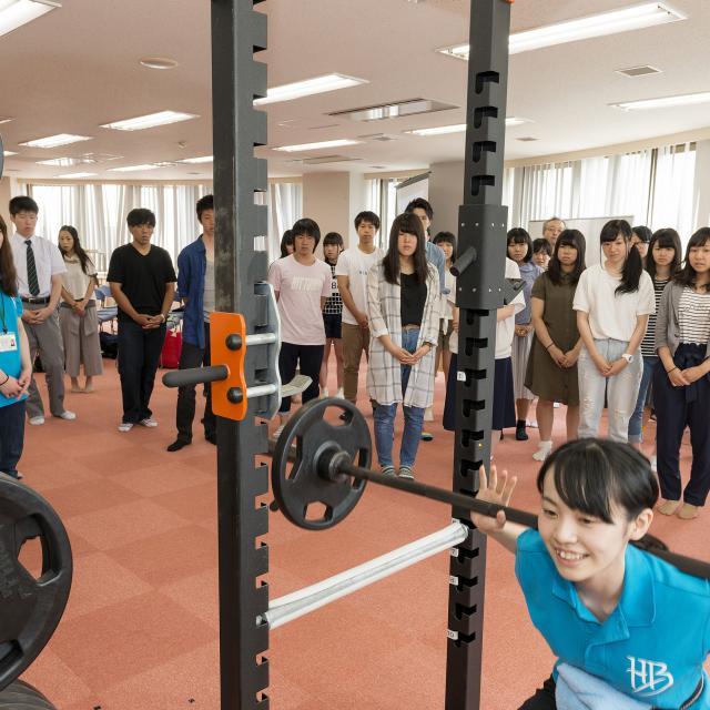 北海道文教大学 【作業療法学科】日常生活の『作業』を援助指導するには?1