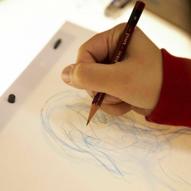 名古屋デザイナー学院 10月開催【アニメーション学科】 観る側から作る側へ!4