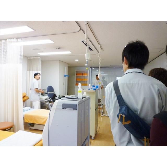 呉竹医療専門学校 平成30年度学校説明会1