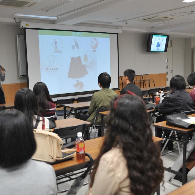 杉野服飾大学短期大学部 2018オープンキャンパス1