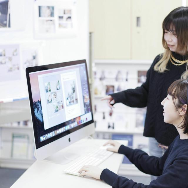 ビジュアルアーツ専門学校・大阪 「写真・マスコミ業界」オンライン説明会1