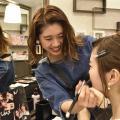 【ヘアメイク体験】トレンドメイクや特殊メイクでヘアメイク体験/大阪ビューティーアート専門学校