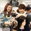 大阪ベルェベル美容専門学校 あなたの興味がぐっと広がる・深まる!~選べる3つのメニュー~