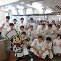 横浜調理師専門学校 たっぷりの具材入りまろやかクリームソース♪