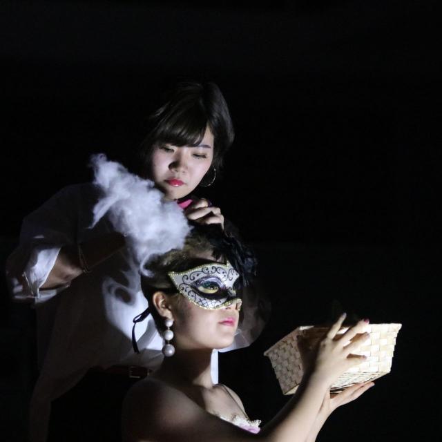 町田美容専門学校 学生によるSpecial Day その3 ~Performance編~1
