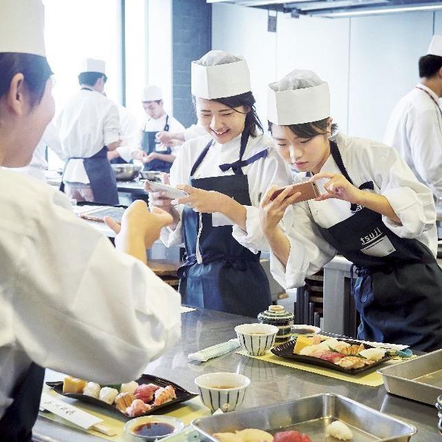 辻調理師専門学校 ♪ 選べるフェア♪ ~ 日本料理 or 西洋料理 ~3