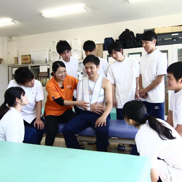 鹿児島第一医療リハビリ専門学校 【柔道整復学科】平成30年度オープンキャンパス日程2