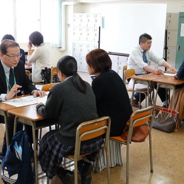 国際学院埼玉短期大学 進学相談会に行こう!+コピー2
