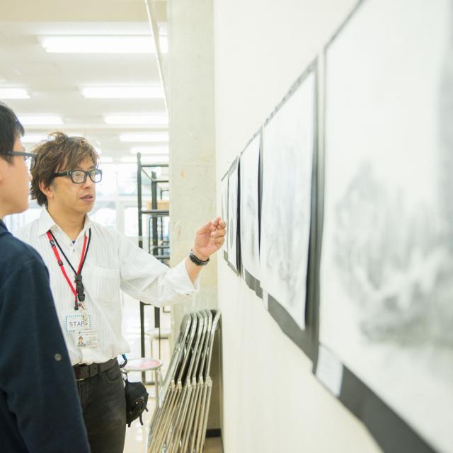 嵯峨美術短期大学 予約型オープンキャンパス4