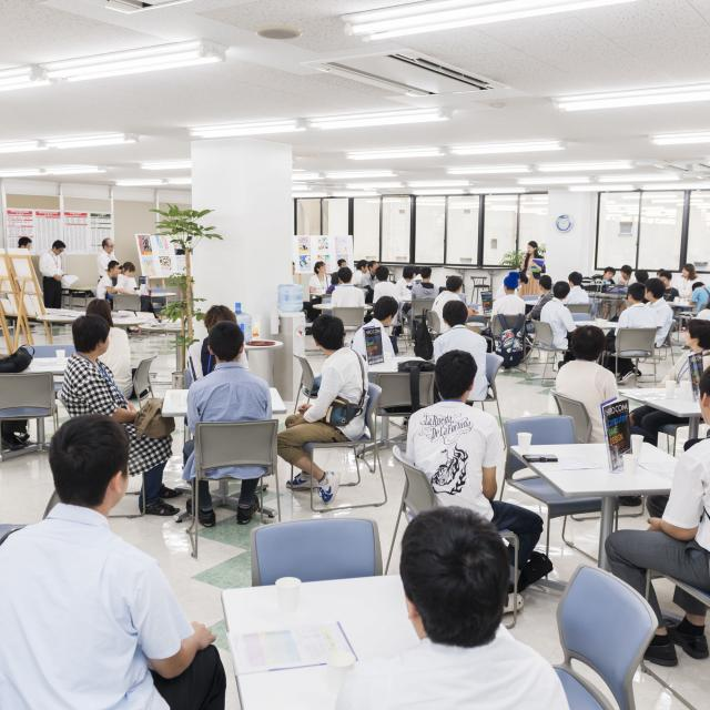 広島コンピュータ専門学校 【サウンド特別版】オープンキャンパス20184