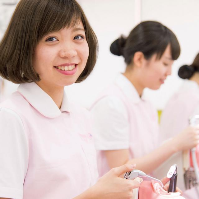 日本医歯薬専門学校 歯科衛生士学科 オープンキャンパス4