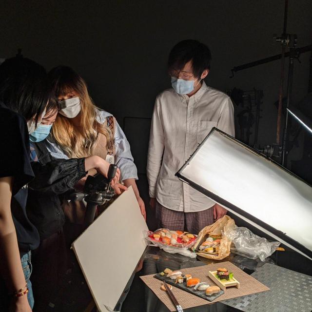 ビジュアルアーツ専門学校・大阪 「写真・マスコミ業界」オンライン説明会4