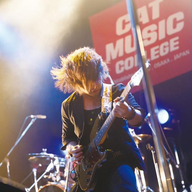 キャットミュージックカレッジ専門学校 音楽好き集まれ!CATの夏オーキャンはとことん楽器プレイ!1
