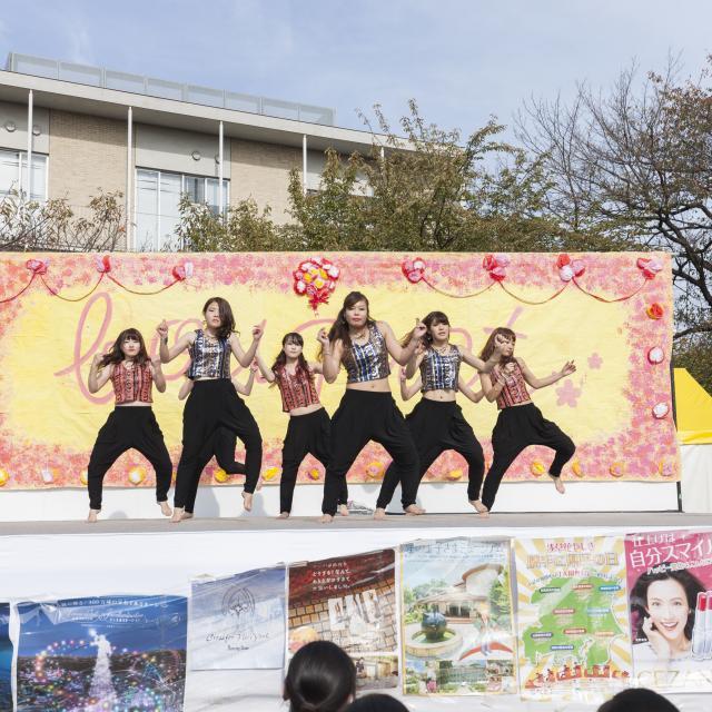 跡見学園女子大学 11/3(日・祝)オープンキャンパス&紫祭同時開催!in新座2