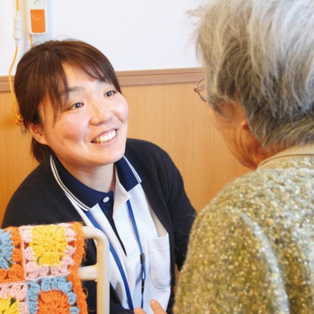 専門学校岡山ビジネスカレッジ 介護福祉学科オープンキャンパス2