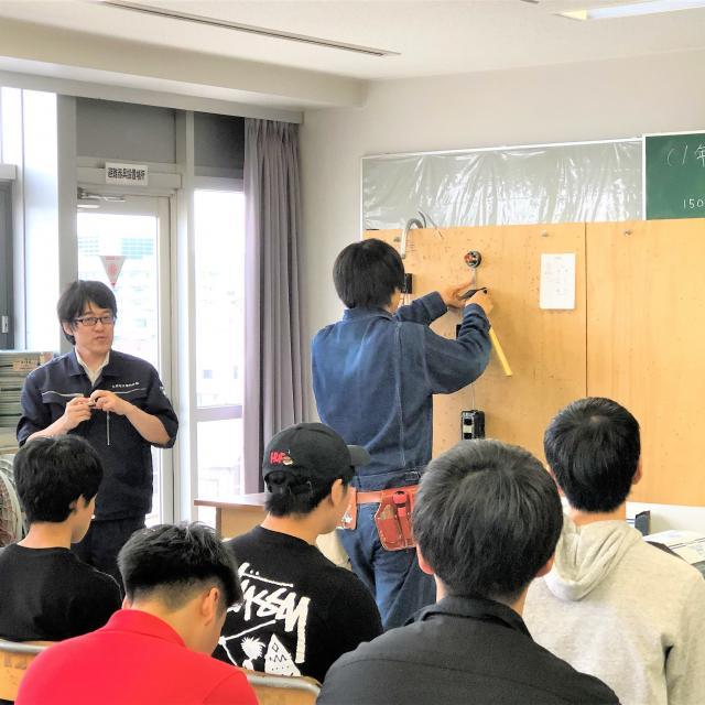 大阪電子専門学校 高2生も夏休みは進路を考えよう!先輩と体験するイベント開催1