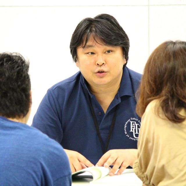 東京富士大学 放課後キャンパス見学会3