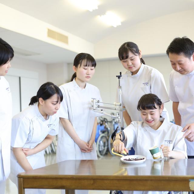 岐阜保健大学短期大学部 2019年度 第1回オープンキャンパス2