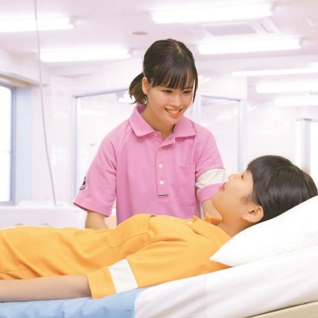 あいち福祉医療専門学校 介護福祉コース1
