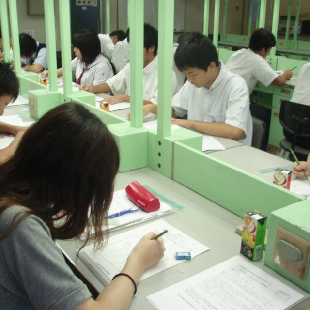 9月の入試対策セミナー
