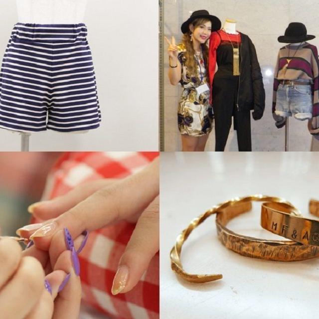 目白ファッション&アートカレッジ 4つのメニューから好きなものを体験!選べるオープンキャンパス1