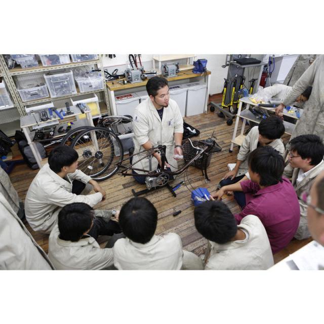 東京サイクルデザイン専門学校 カリキュラムが詳しくわかる学校説明会2