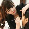 東京デザイナー学院 美容部員体験!みんなと差がつく「美人眉」を描いてみよう☆