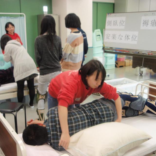 神戸医療福祉専門学校中央校 【介護福祉士科】オープンキャンパススペシャル☆3