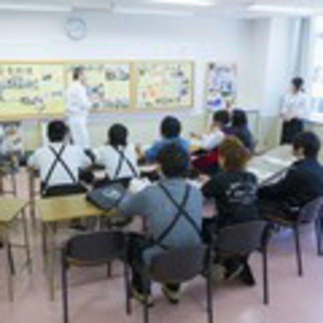 国際調理製菓専門学校 プロの技を見てみよう!オープンキャンパス【AM】3