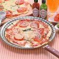 西武学園医学技術専門学校 オープンキャンパス(栄養士科)オシャレなピザを作ろう