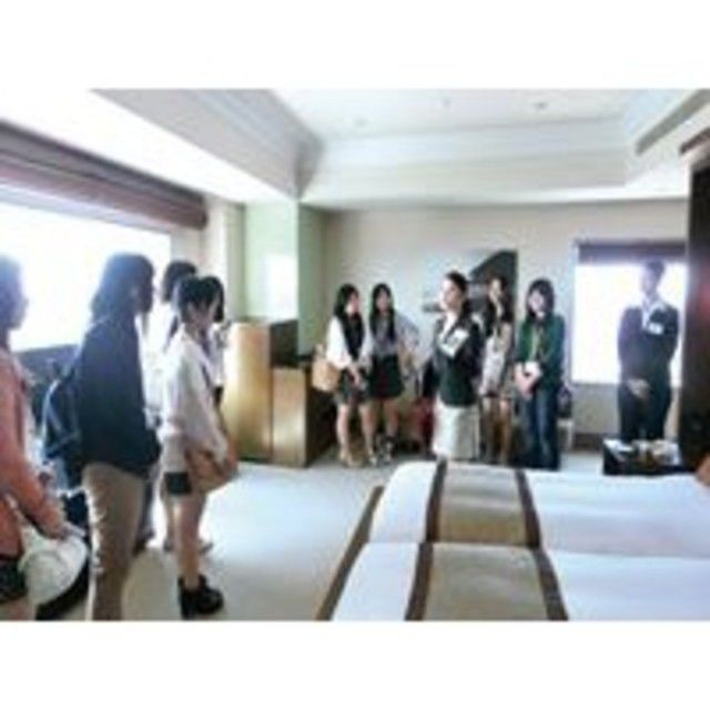 ★☆ホテル見学会 in 舞浜☆★
