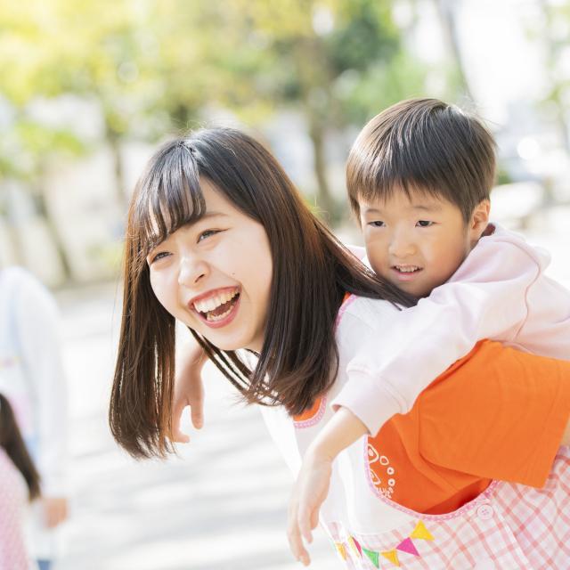 東京福祉専門学校 こども教室2