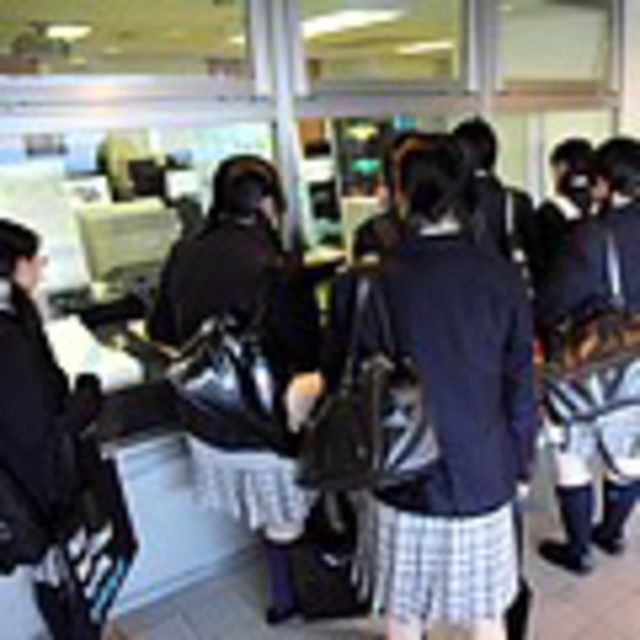 東京工学院専門学校 オープンキャンパス3