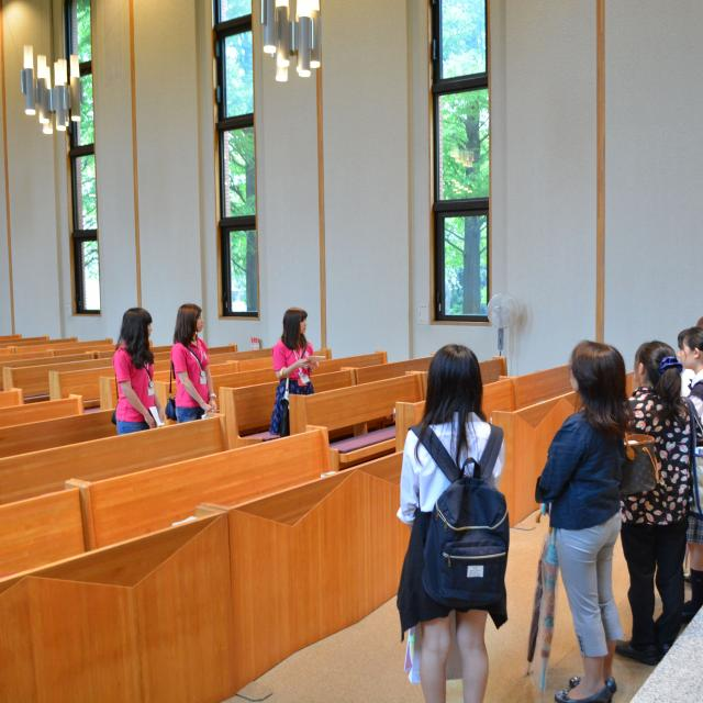 東洋英和女学院大学 入試対策講座4