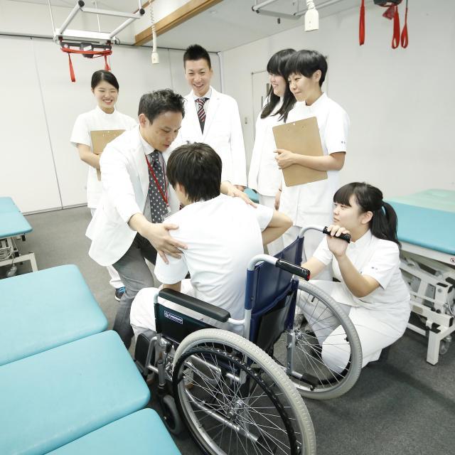 理学療法士×スポーツ・医療の仕事がわかる