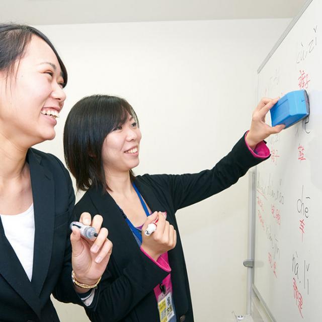 大阪観光専門学校 ◆ グローバル学科 8-9月体験入学 ◆2