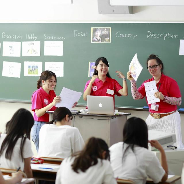 福岡女学院大学 【今年は来場型で実施!】FUKUJOのオープンキャンパス3