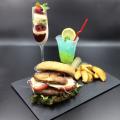 東京調理製菓専門学校 東京調理SPハンバーガー