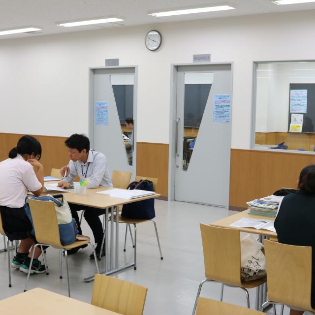 東京福祉大学 池袋キャンパス 春のオープンキャンパス4
