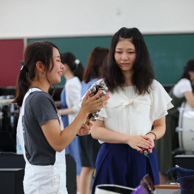 名古屋芸術大学 保育専門学校 オープンキャンパス1