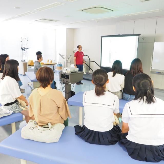 AST関西医科専門学校 ◆理学療法士◆【午前】進路を決めるオーキャンへGO!1