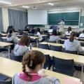小田原短期大学 来校型オープンキャンパス(模擬授業)