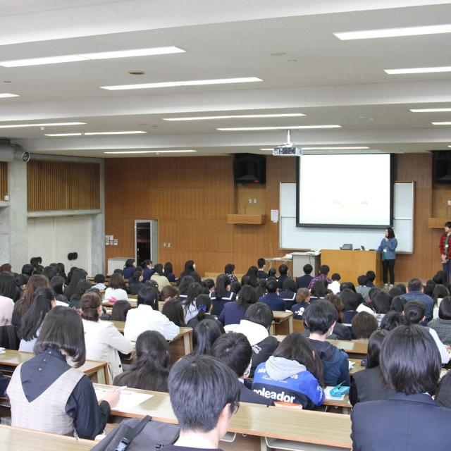常磐大学 TOKIWA OPEN CAMPUS2