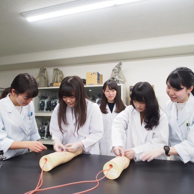 昭和医療技術専門学校 体験実習つき高校生のためのオープンキャンパス【午後】3