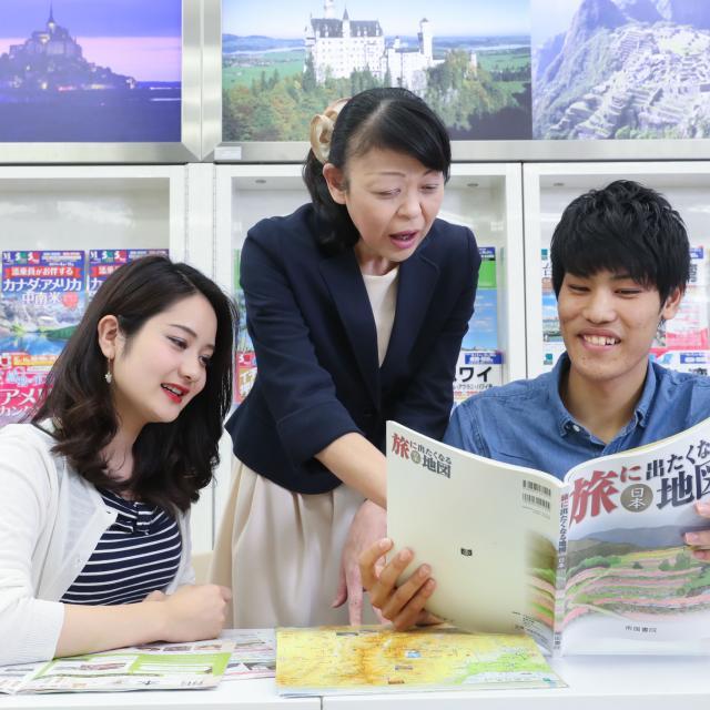 ホスピタリティ ツーリズム専門学校 オープンキャンパスに参加しよう♪【観光科】3